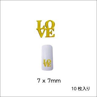 ネイル ソフトメタル LOVE<br />◆<font color=red>期間限定!15%off!</font>