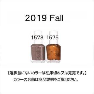 ●essie エッシー  2019 Fall
