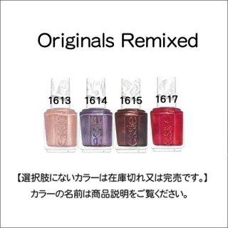 ●essie エッシー  Originals Remixed コレクション