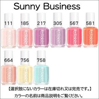 ●essie エッシー  Sunny Business コレクション
