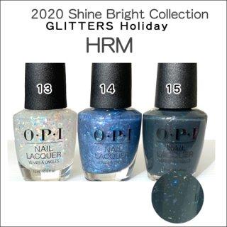 ●OPI オーピーアイ HRM13~15 Shine Brightーコレクション