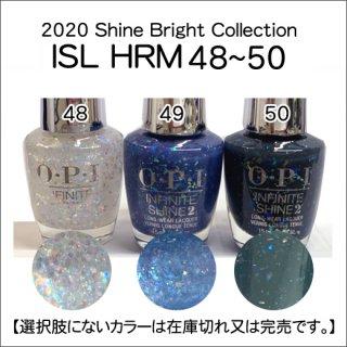 ●OPI オーピーアイ ISL HRM48~50 ーShine Brightコレクション