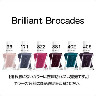 <img class='new_mark_img1' src='https://img.shop-pro.jp/img/new/icons15.gif' style='border:none;display:inline;margin:0px;padding:0px;width:auto;' />●essie エッシー GC Brilliant Brocades