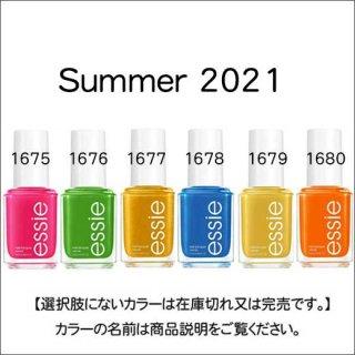 ●essie エッシー  Summer 2021