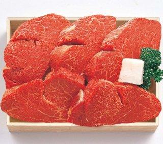 国内産 黒毛和牛 ヒレステーキ肉(送料込)  THT-150B ヒレ650g(5枚)
