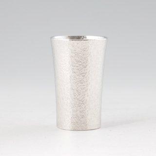 錫 タンブラー スマート  打目柄 打目柄加工 180ml 商品番号:79B-1/名入れ・マーク入れ 可