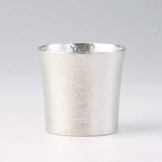錫 タンブラー オンザロック 打目柄加工 260ml 商品番号:86B-1/名入れ・マーク入れ 不可