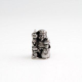 錫 置物 大黒様 イブシ加工 商品番号:190-2/名入れ・マーク入れ 不可