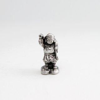 錫 置物 大黒様 イブシ加工 商品番号:193-2/名入れ・マーク入れ 不可