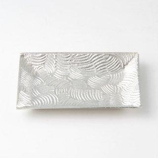 錫 銘々皿 深型 商品番号:1080-3/名入れ・マーク入れ 不可