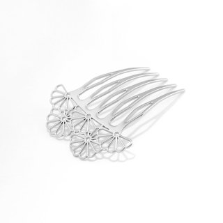 Tiara comb  Little flowers