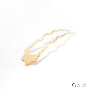 Basic  Curvy - Gold