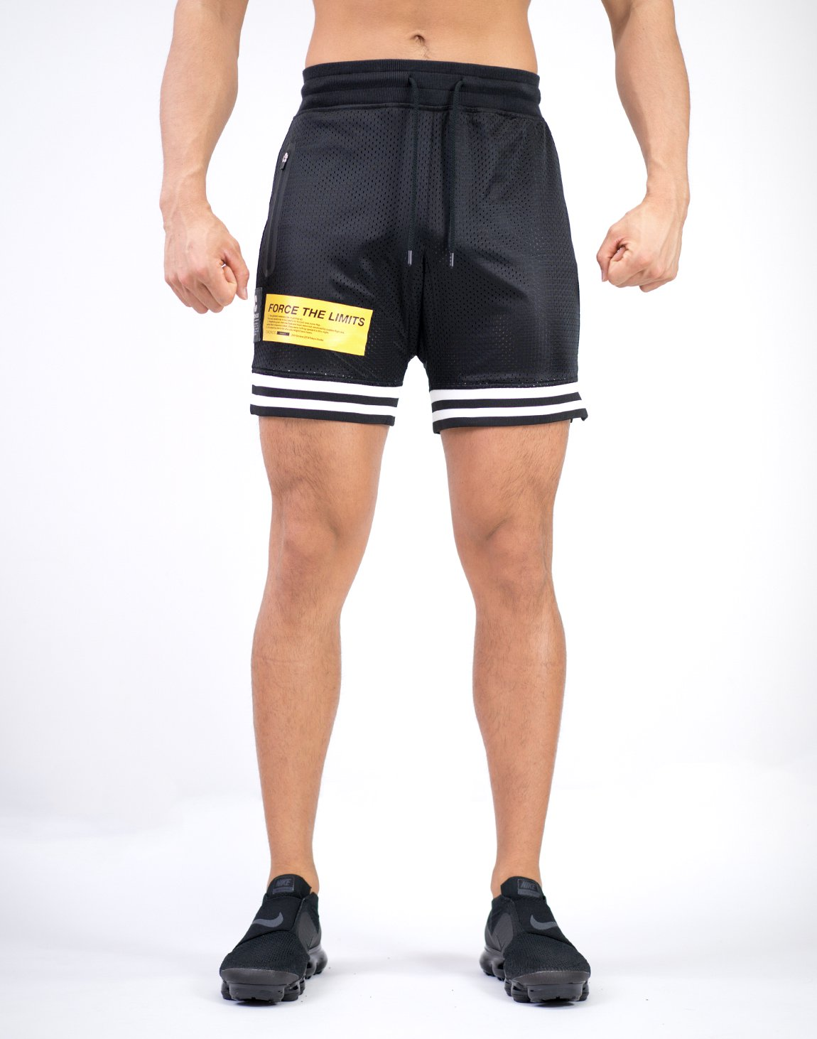 HP0006-MESHSHORTS-BLACK
