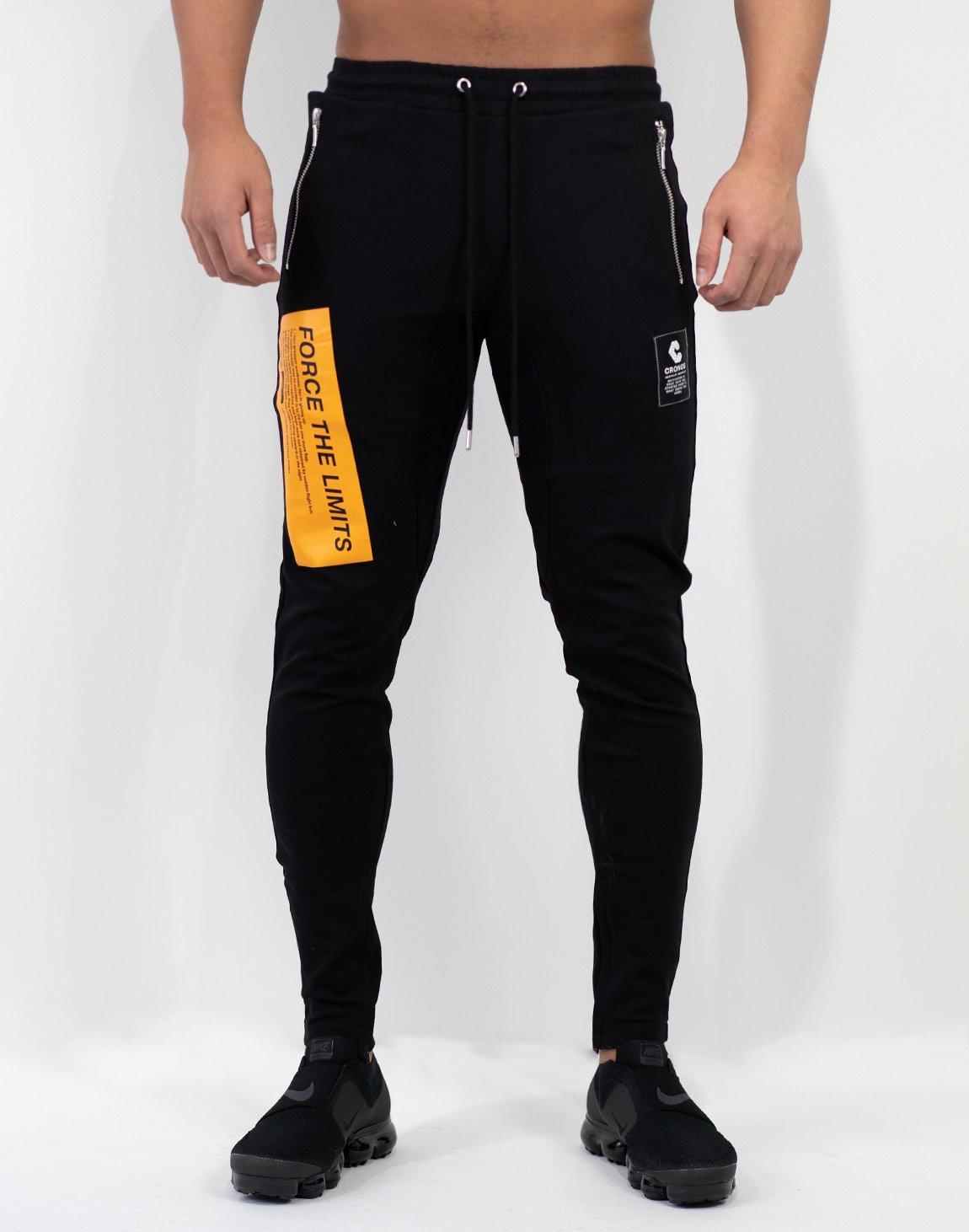 LP0012 Modo Pants BLACK