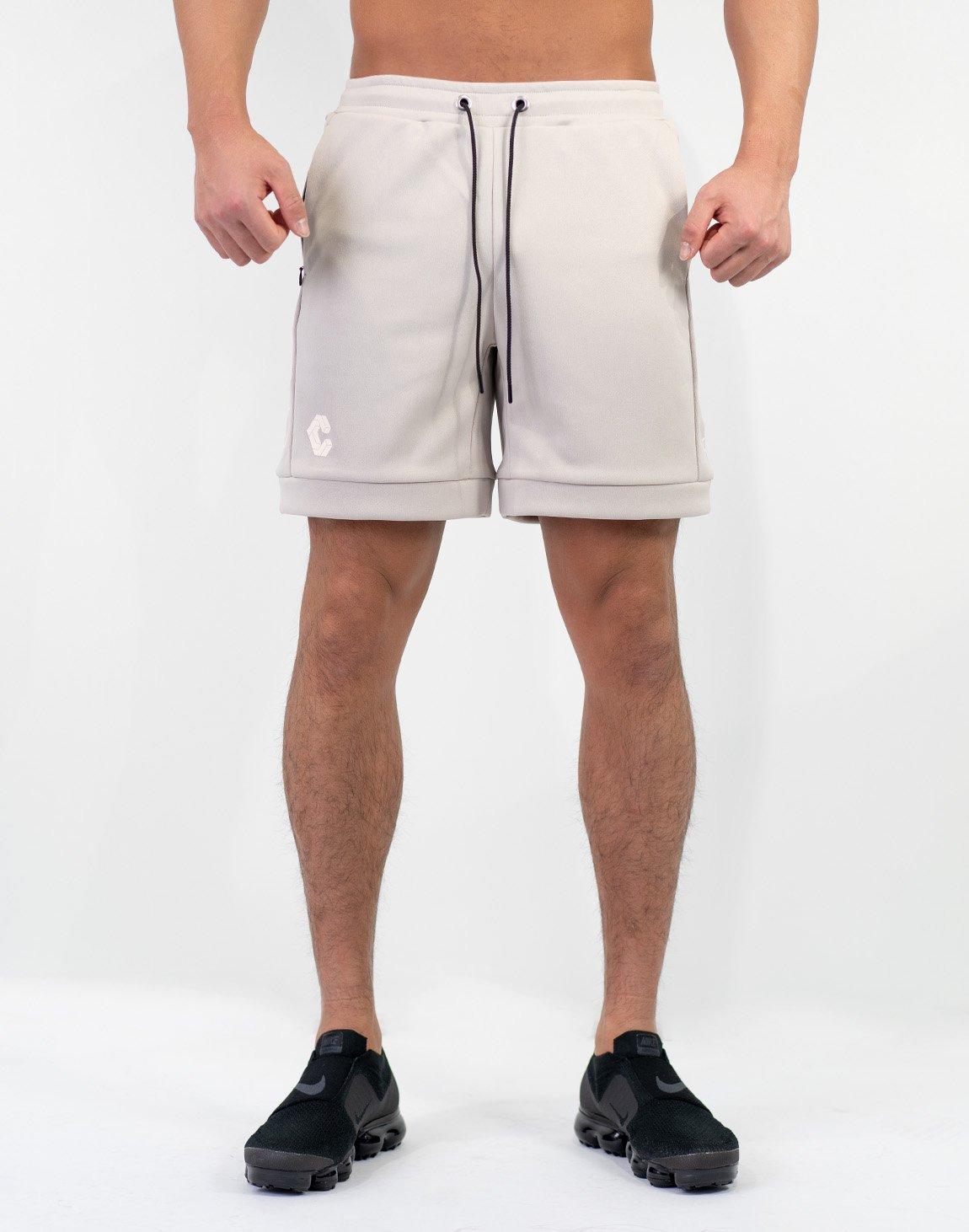 Side Logo Shorts Olive&Khaki