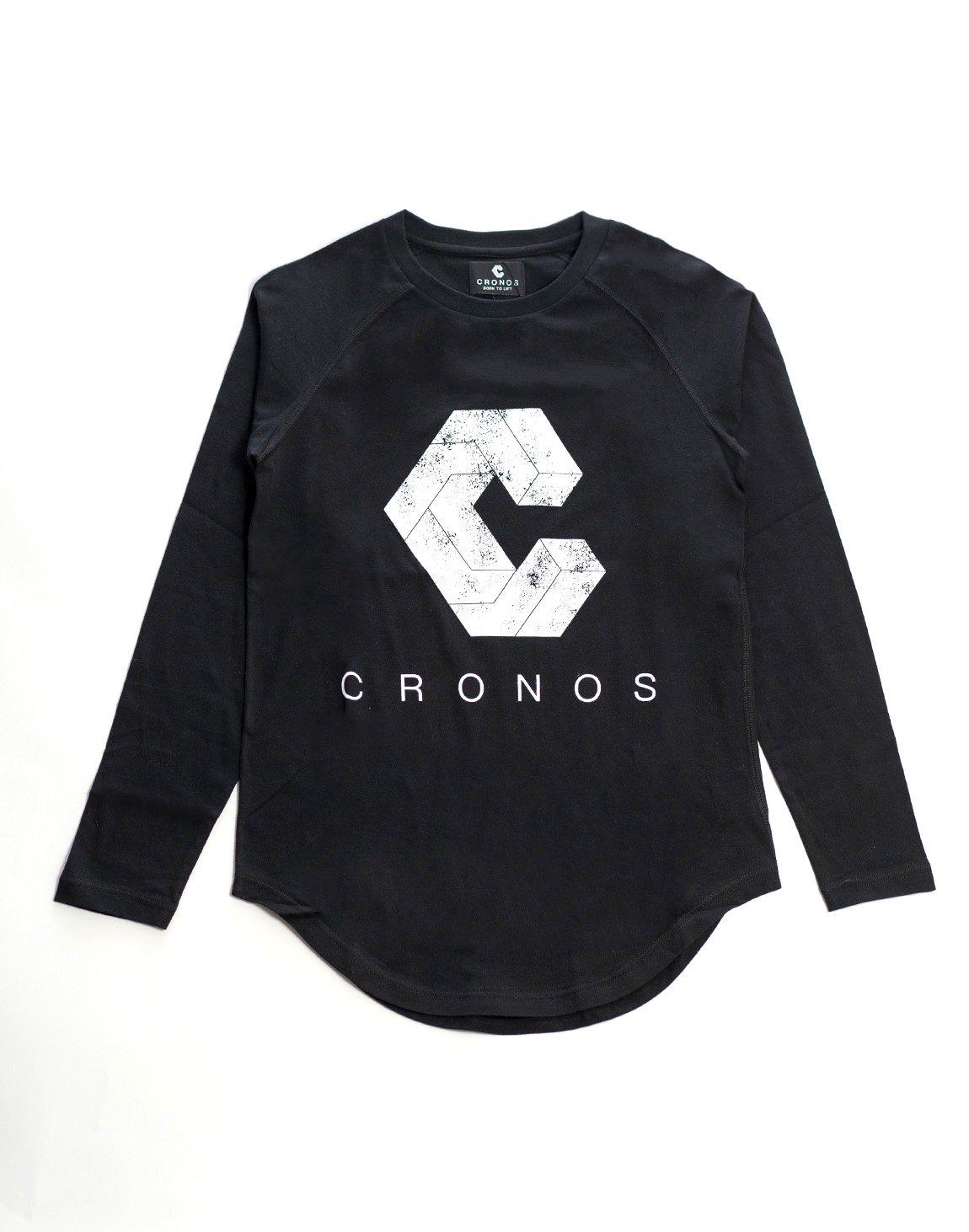 CRONOS CLASSIC LOG LONGSLEEVE  BLACK