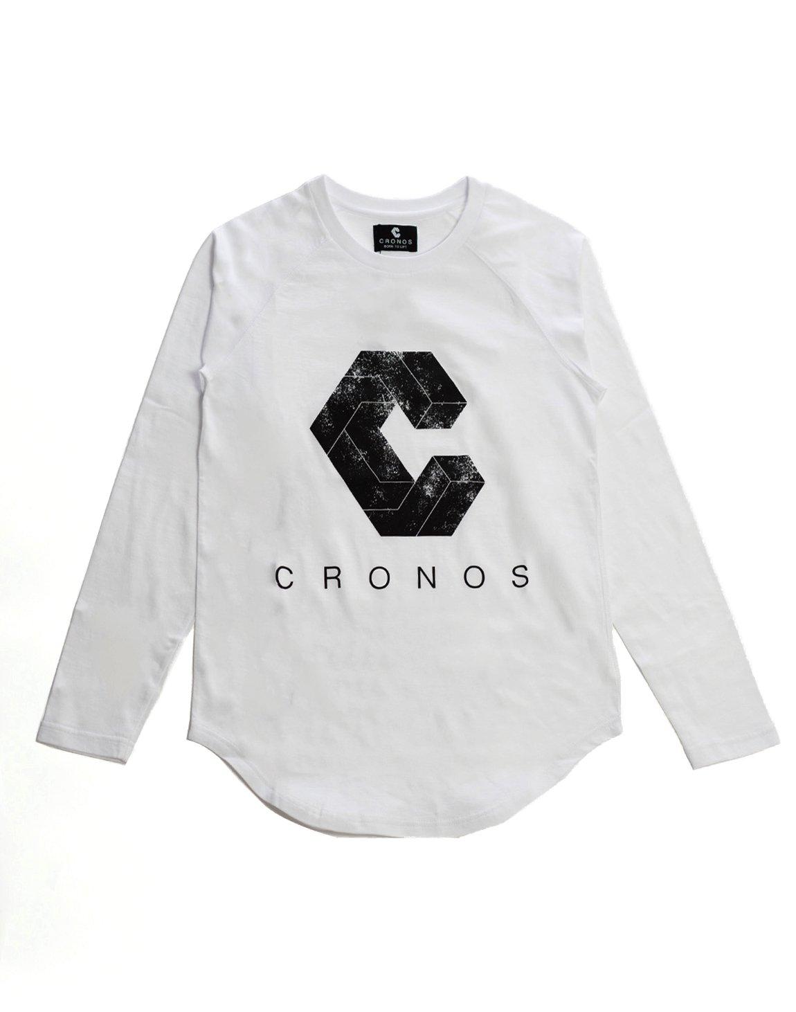 CRONOS CLASSIC LOG LONGSLEEVE WHITE