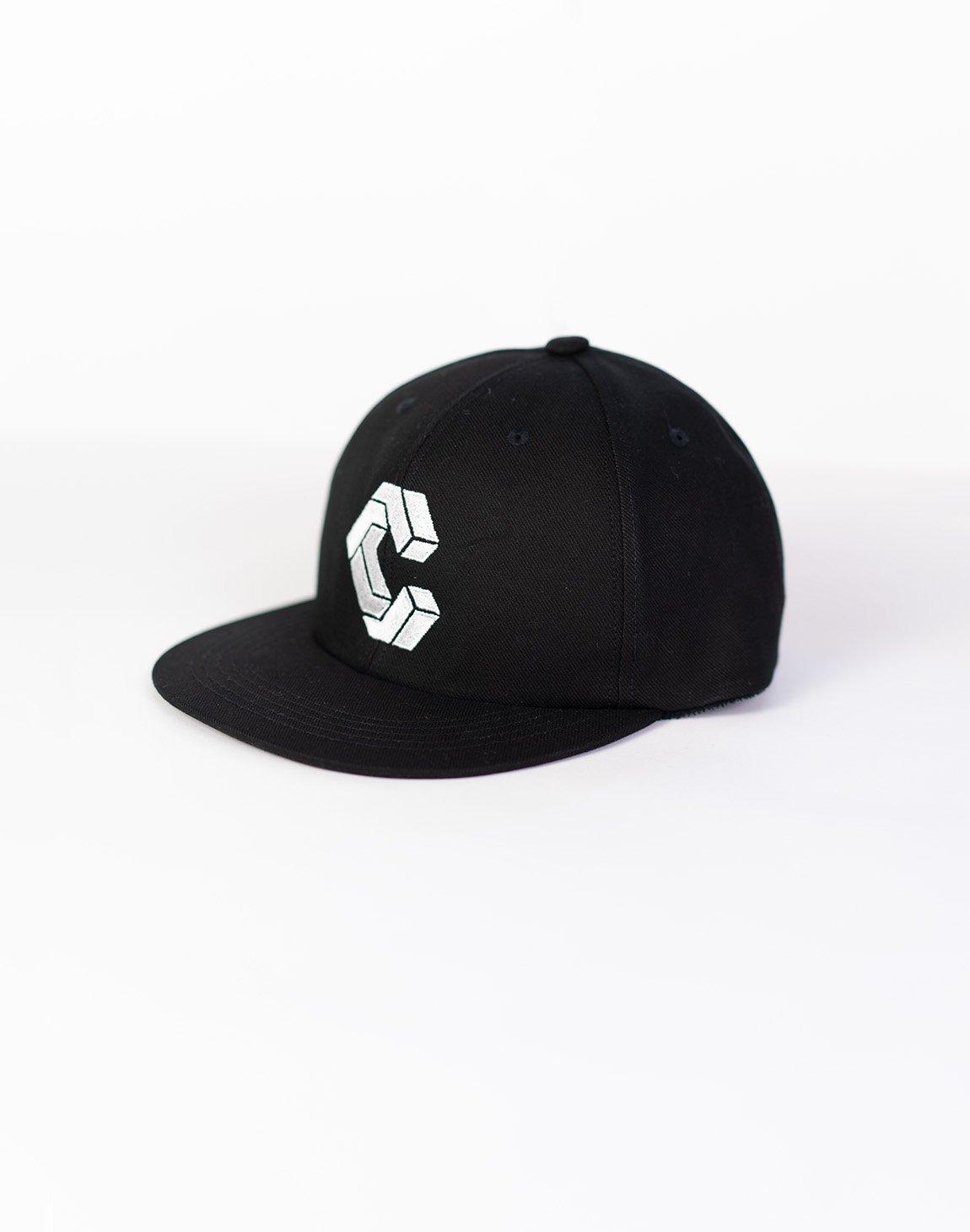 CP2002-LOGO-CAP-BLACK