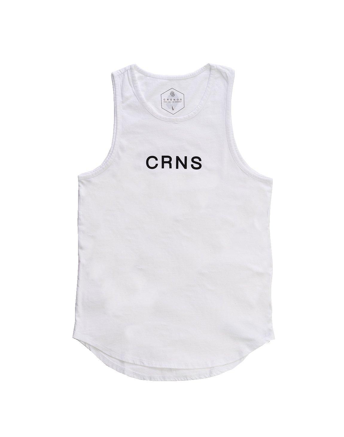 CRNS TANKTOP WHITE