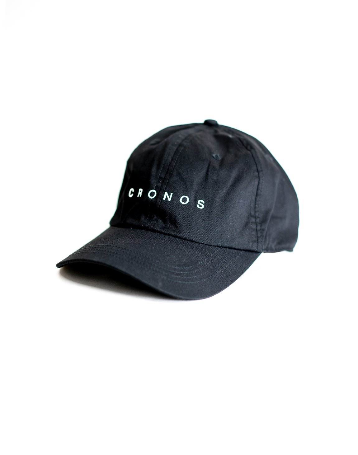 CRONOS LOGO CAP 【BLACK】