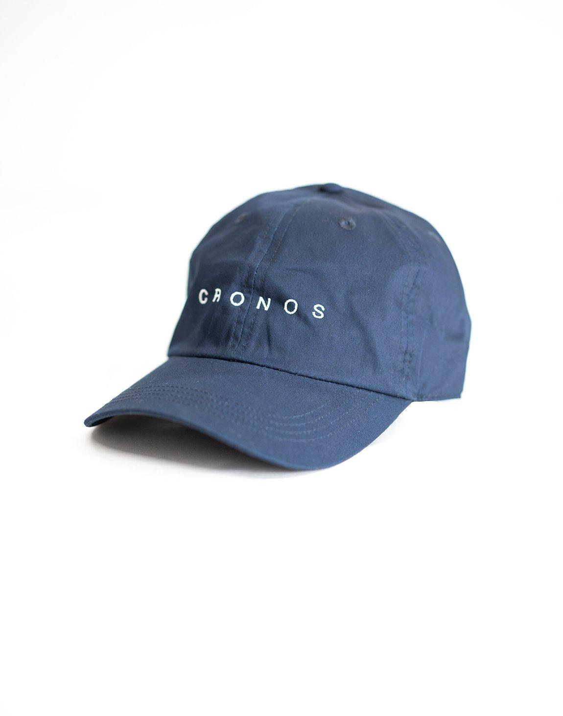 CRONOS LOGO CAP 【NAVY】
