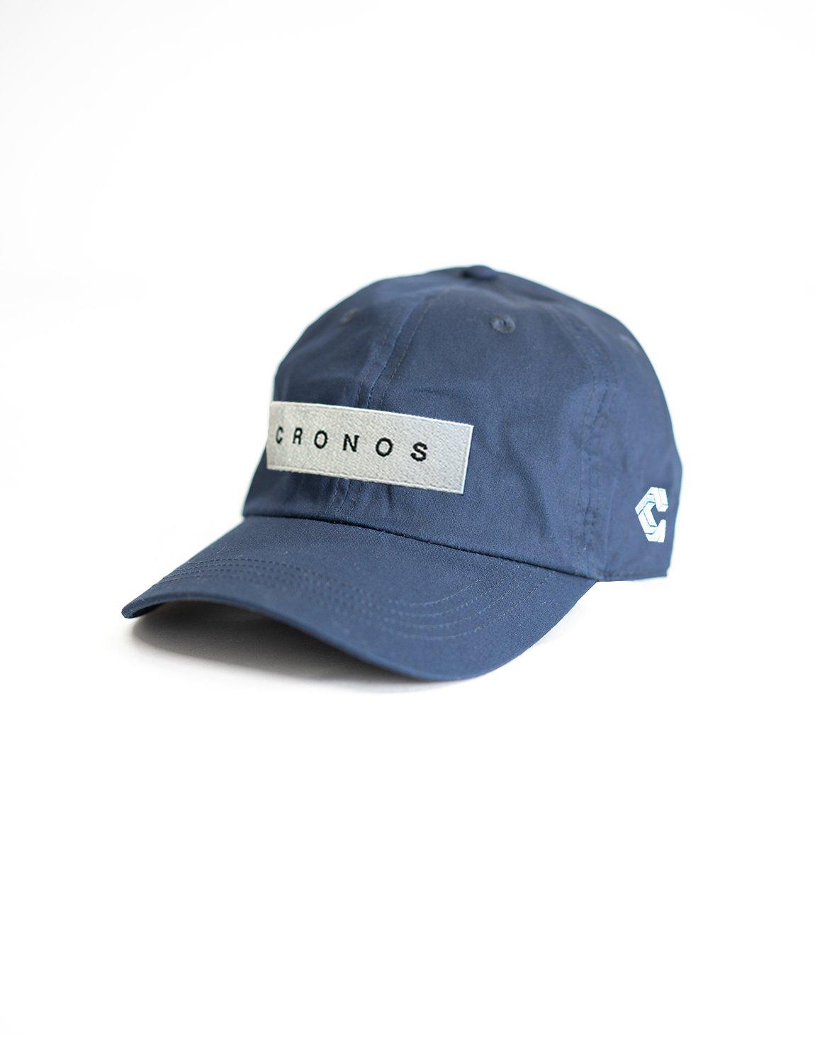CRONOS BOX LOGO CAP 【NAVY】