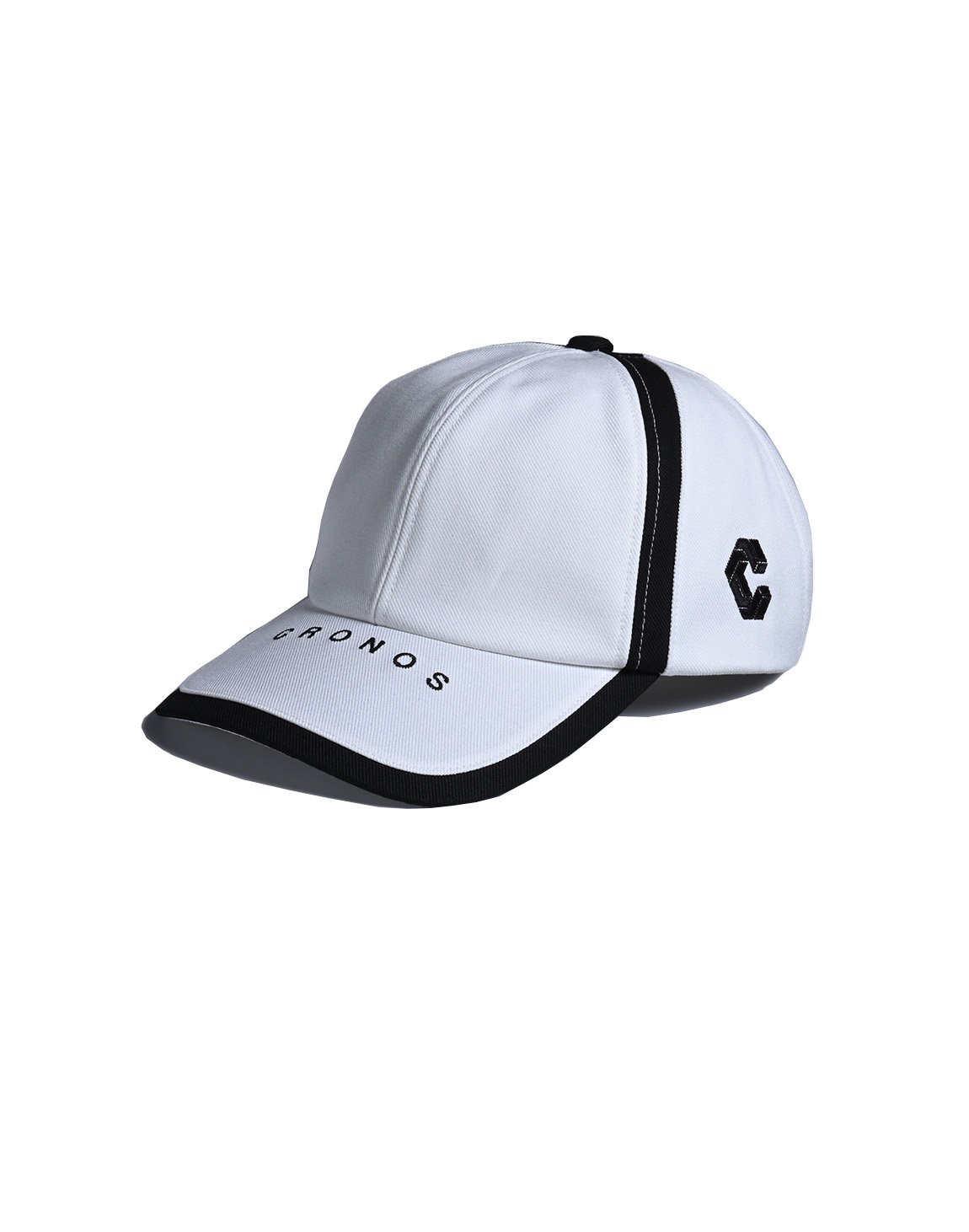 CRONOS LINE TAPE CAP 【WHITE】