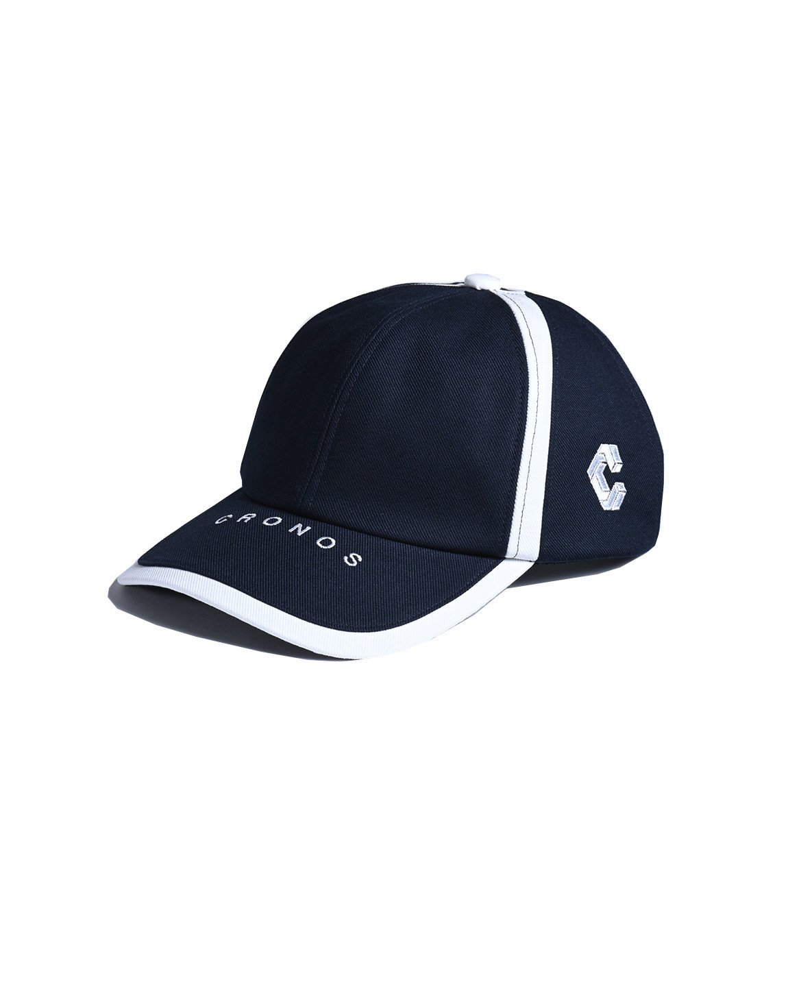 CRONOS LINE TAPE CAP 【NAVY】