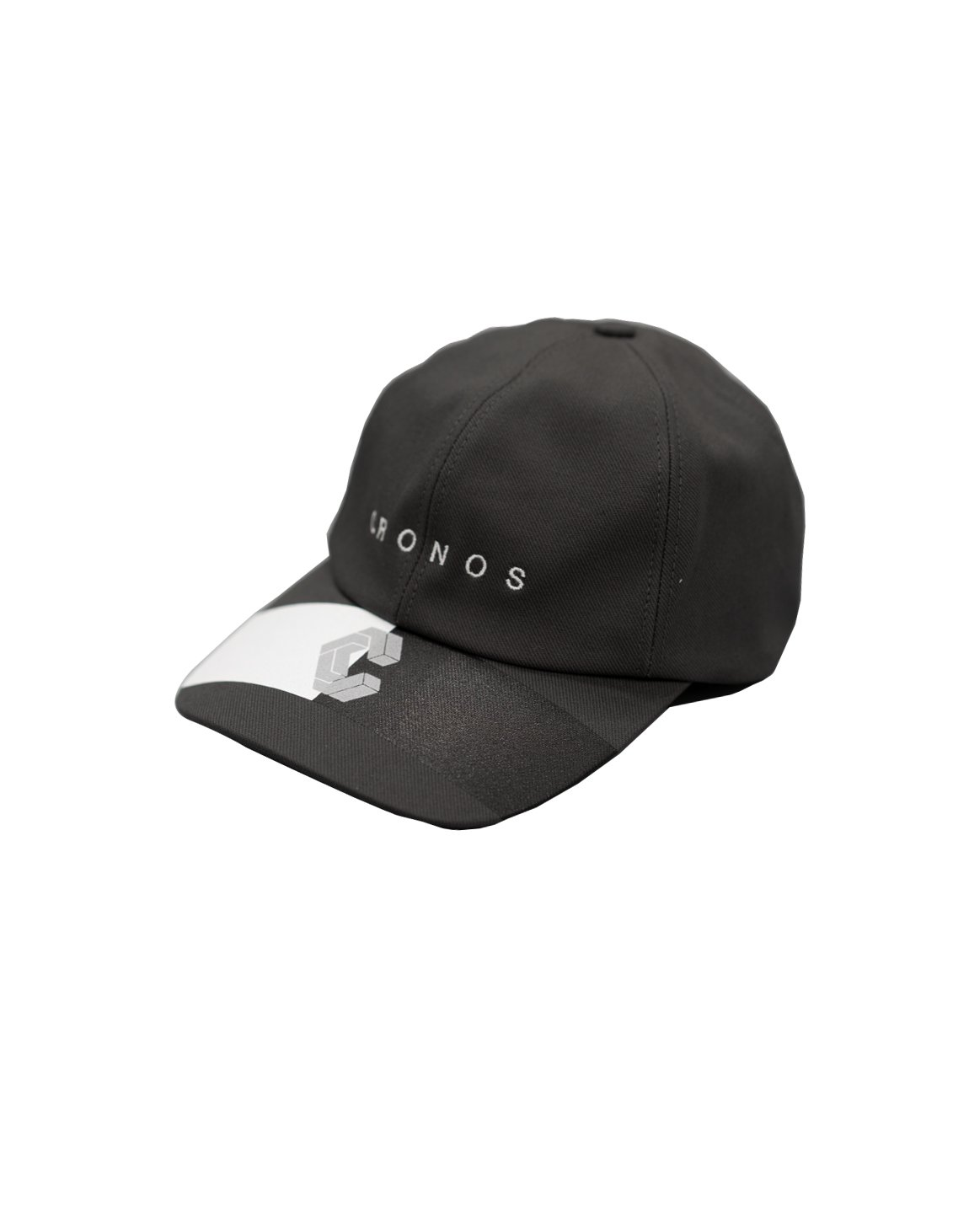 CRONOS HALF COLOR CAP 【BLACK】