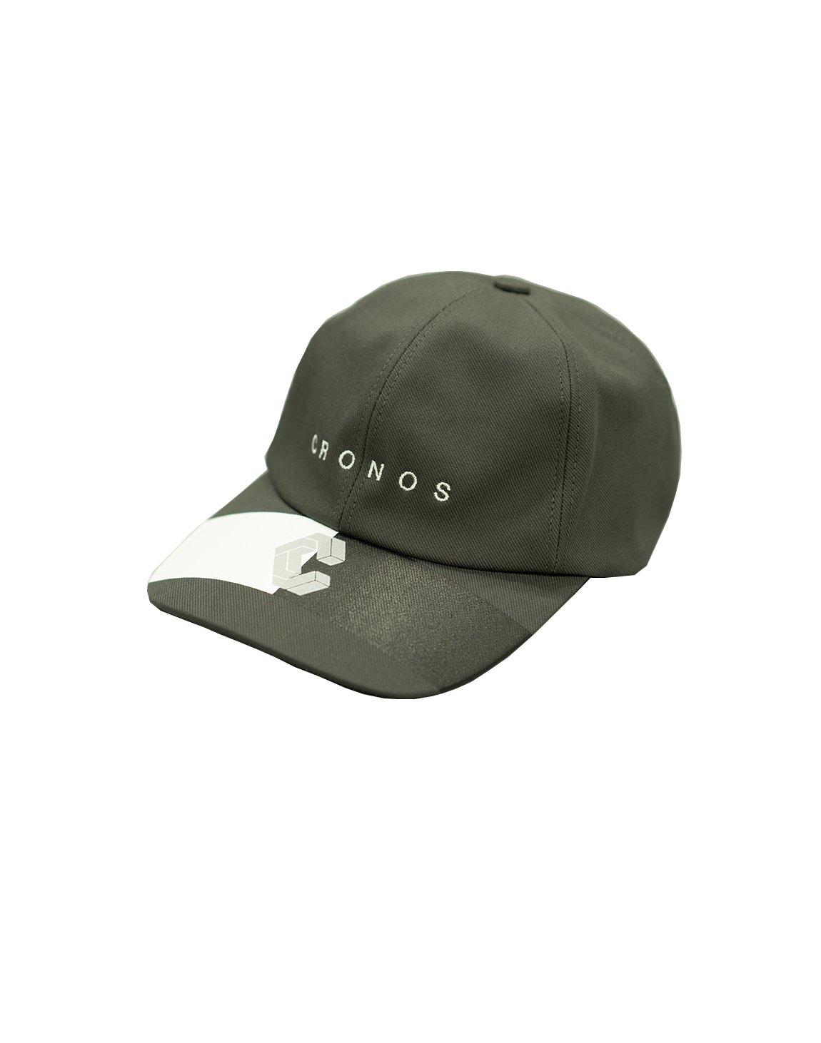 CRONOS HALF COLOR CAP 【KHAKI】
