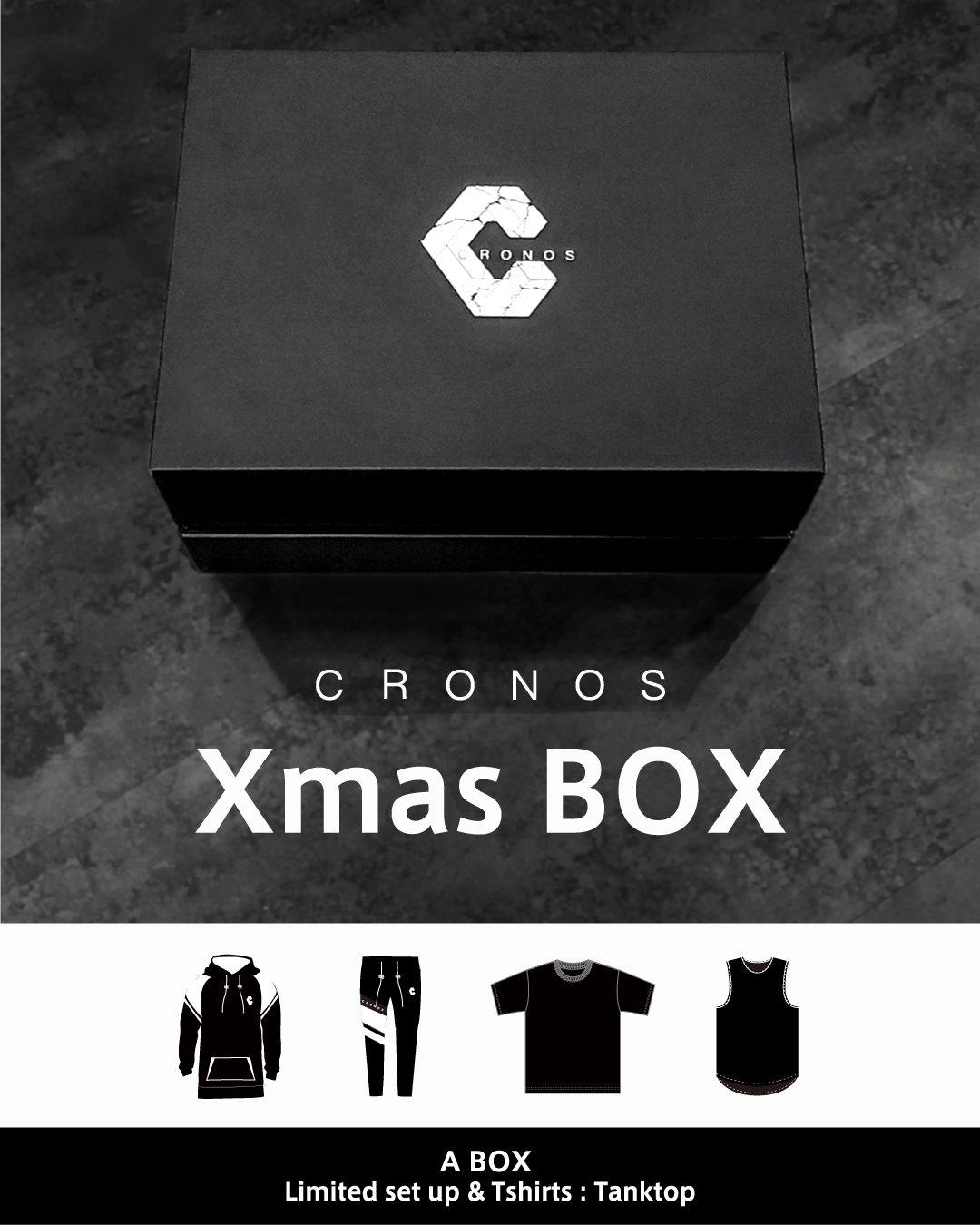 CRONOS XMAS BOX 【A】