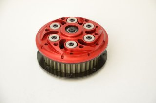 Slipper clutch for motorbike DUCATI 848 with Performance dry clutch kit