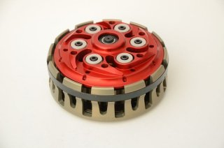 Slipper clutch for motorbike DUCATI 848 (12T) with Performance dry clutch kit