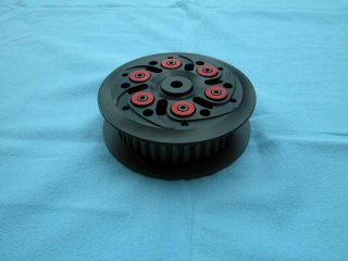 Slipper clutch for motorbike SUZUKI RM-Z 450 2010-2016