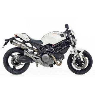 DUCATI MONSTER 1100/S 2009 - 2010LEOVINCE LV ONE EVO