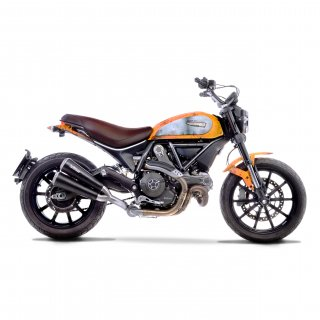 DUCATI SCRAMBLER 800 CAFE RACER/CLASSIC/FULL THROTTLE/ICON 2017 - 2019 GP DUALS