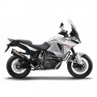 KTM 1290 SUPER ADVENTURE 2015 - 2016 LEOVINCE NERO