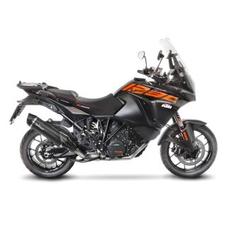 KTM 1290 SUPER ADVENTURE R/S/T 2017 - 2019 LEOVINCE NERO