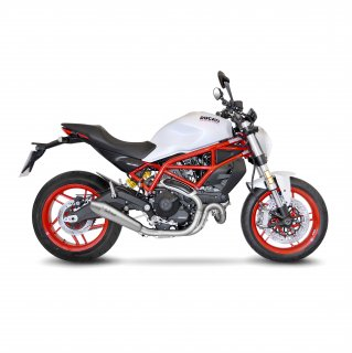 DUCATI MONSTER 797 2017 - 2020 LEOVINCE GP STYLE