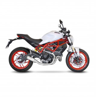 DUCATI MONSTER 797 2017 - 2020 LEOVINCE LV-10