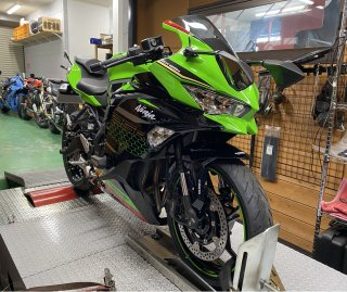 【KAWASAKI】ZX-25R用RAPiD BIKE EASY