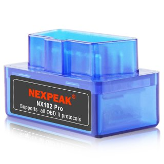 【 Android用診断機】NEXPEAK NEXZSCAN Bluetooth