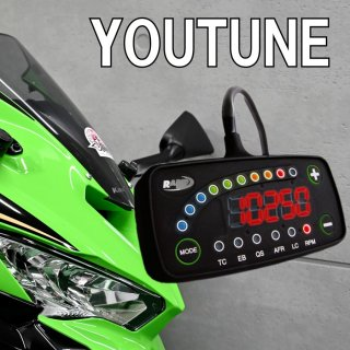 ZX-25R用RAPiD BIKE YOUTUNE(オプション)