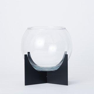 パルダボトル ガラス・台座セットS