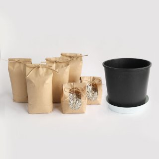 urb pot Lサイズ用 植え替えキット