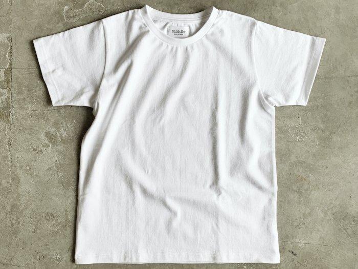 standard t-shirt / WHITE