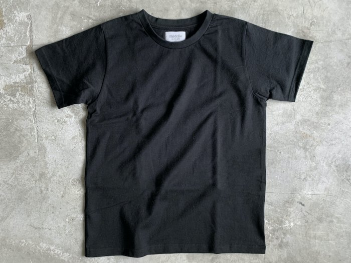 standard t-shirt / BLACK