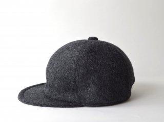wool bb cap / GREY