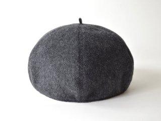 wool beret / GREY