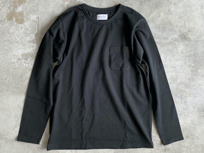 standard poc long sleeve t-shirt /  BLACK
